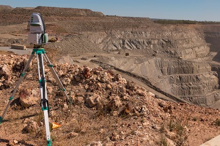 Maptek delivers smaller, lighter, faster, mining-tough laser scanners