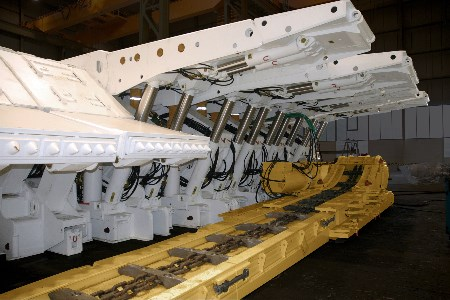 Datong Coal Mine Group orders Cat armoured face conveyor system