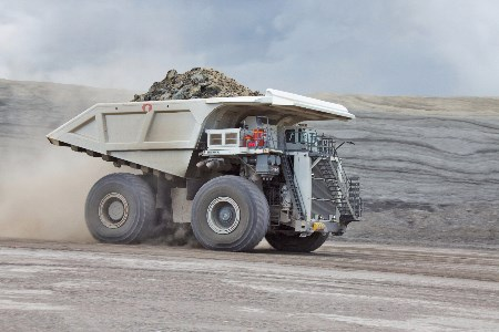 Liebherr to present its autonomous haulage surface mining solution