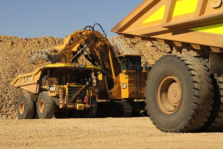 Rio Tinto's Cat trucks to go autonomous at Marandoo mine