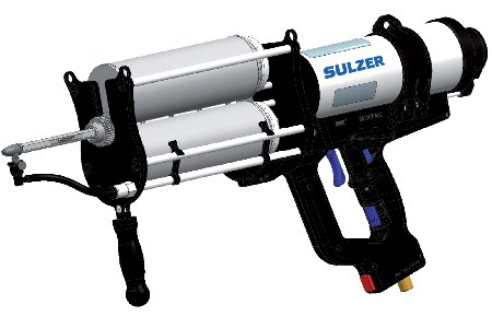 Sulzer releases spray dispenser for coatings on mining