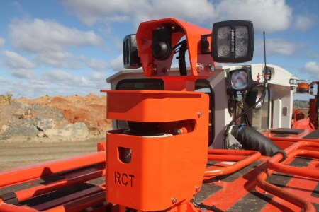RCT installs automation solutions at gemstone mine