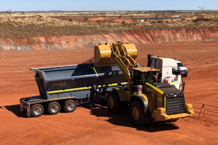 Altura begins lithium trucking operations