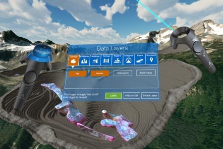 Maptek and LlamaZOO partner to provide data visualisation for mining