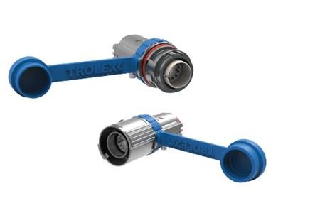 Trolex develops new fibre optic connector