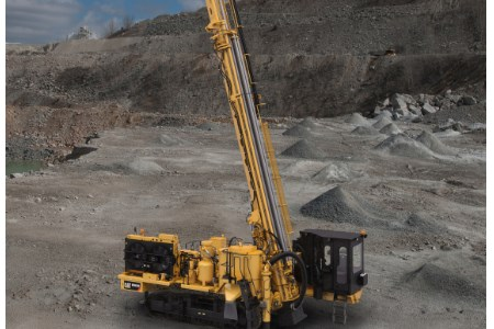 Caterpillar releases most transportable rotary drill yet