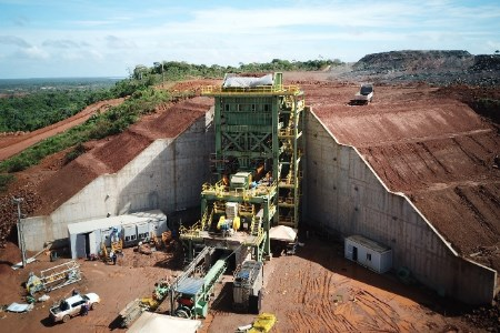Equinox Gold energises crusher at Aurizona gold mine