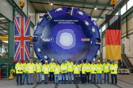 Sirius Minerals' to construct underground mineral transportation tunnel