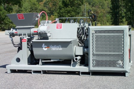 Blastcrete Equipment LLC develops Mine Mate; efficient, low profile shotcrete pumping machine