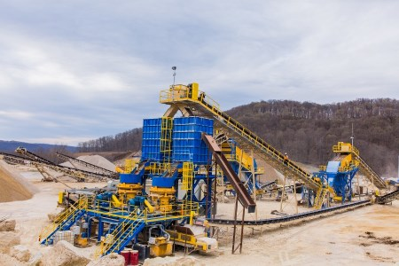 Weir Minerals completes custom designed aggregates plant for Pattison Sand