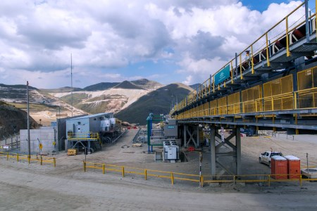New Peruvian copper mine to receive overland conveyors from thyssenkrupp