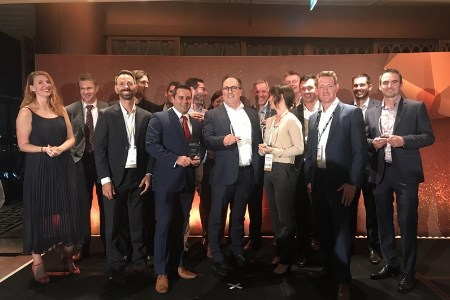 Mader Group named mining contractor of the year in Sydney