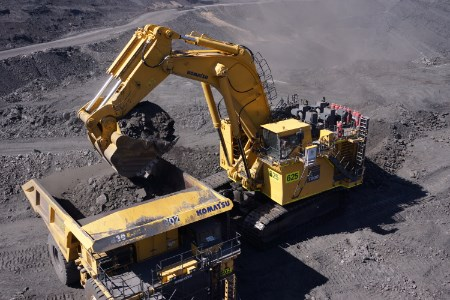 Komatsu and MineWare to unveil payload management system at bauma
