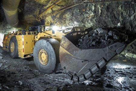 Caterpillar announces platform for first battery electric underground loader