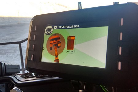Hexagon Mining introduces Reverse Assist positioning application