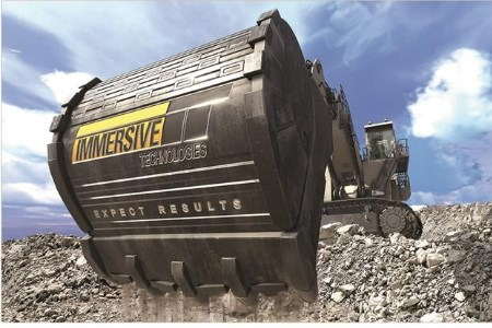 Immersive Technologies powers ahead with unprecedented mining machine simulator development