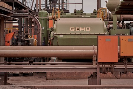 Weir GEHO pumps are vital to SIMEC mining's operation in Whyalla