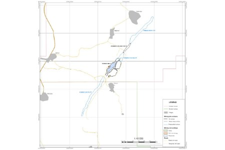 GoldStone Resources Limited gains ministerial approval for mining lease