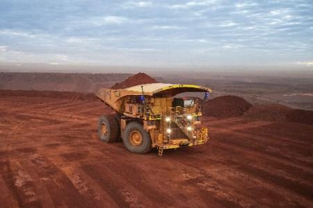 Fortescue partners with WAE to develop electric haul truck