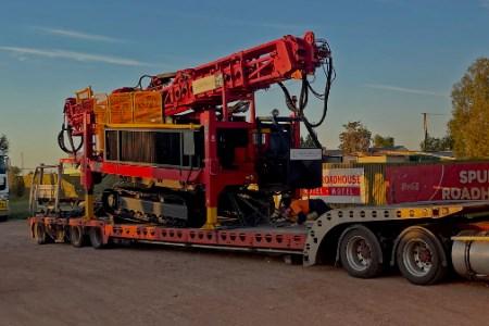 Argonaut Resources mobilises drilling rig to Murdie project