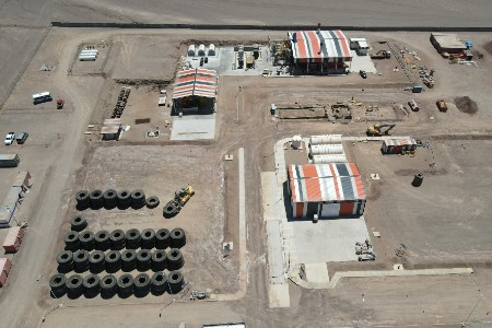 Kal Tire nears full start-up of Chilean tyre recycling facility