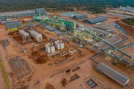 Ivanhoe Mines begins new era of commercial copper production