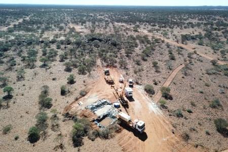 Bryah Resources commences diamond drilling at Windalah