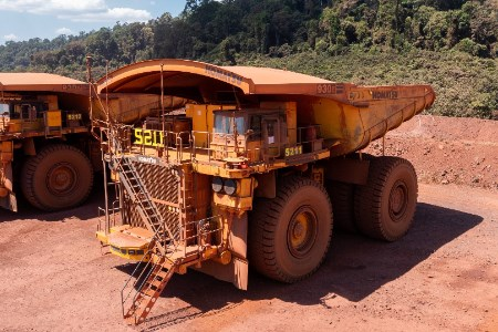 Vale deploys autonomous trucks at Carajás iron ore complex