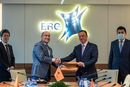 ERG secures Hitachi equipment upgrades in milestone deal