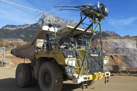 Liebherr and ABB accelerate all-electric mine transition